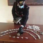 Cosenza: droga, giovane spacciatore arrestato dai carabinieri