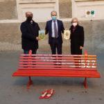 Lions Club Lamezia Valle Savuto e Lamezia Host e simbolica adozione panchina
