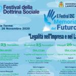 Da lunedi' al via X festival della dottrina sociale della chiesa