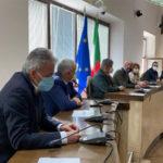 Emergenza alluvioni, la Giunta regionale a Crotone