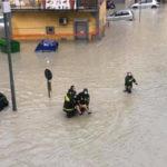 Maltempo:bomba d'acqua a Crotone, disagi e allagamenti