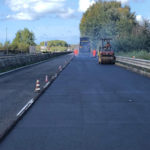 Anas: avanzano i lavori di pavimentazione lungo la SS280