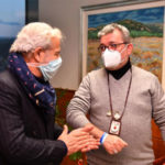 Sanità, Spirlì incontra il commissario Longo: «Ora lavoriamo insieme»