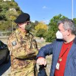 Tensostruttura per tamponi Catanzaro, Spirlì: «Governo latita, Regione no»