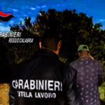 Caporalato, denunciati due titolari di aziende agricole dai carabinieri