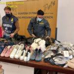 Contraffazione: Gdf Cosenza sequestra oltre mille prodotti