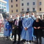 Il capogruppo di Iric, Anastasi sul Sant'Anna Hospital