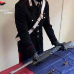 Girifalco: controllo coordinato del territorio dei Carabinieri