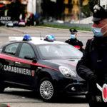 Controlli anti-covid, carabinieri sanzioni fino a 7.800 euro