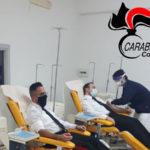 Giornata dedicata al prossimo: I carabinieri di Rogliano donano il plasma