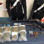 Armi e droga a Curinga, mistero sulle armi rinvenute…
