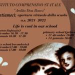 """Lamezia: Open Day virtuale all'Istituto Comprensivo Statale """"Ardito Don Bosco"""""""