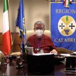 Covid: Calabria zona gialla, Spirlì recepisce l'ordinanza ministeriale