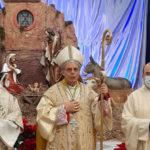 Lamezia, Vescovo Schillaci celebra messa di Natale in Cattedrale