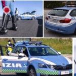 Un anno con la Polizia Stradale in Calabria