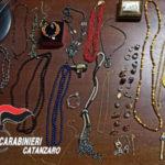 Catanzaro, furto in abitazione un arresto