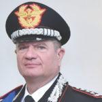 """Cattura pericoloso complimenti Comandante Interregionale """"Culqualber"""""""