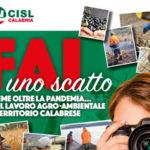 La Fai Cisl Calabria bandisce un concorso fotografico