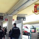 Sicurezza nelle stazioni: 2.000 persone controllate nell'ultima settimana
