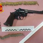 Polizia Corigliano-Rossano: Arresto a seguito detenzione rma clandestina