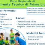 PGS Calabria, iscrizioni aperte al Corso Regionale di Aspirante Tecnico
