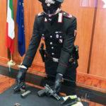 Cosenza: trovato con pistola con matricola abrasa, 24enne arrestato
