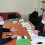 Asp di Cosenza, Sapia (M5S) incontra il nuovo commissario La Regina
