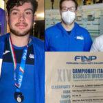 Finp, Gianvittorio Longo è campione italiano assoluto nei 100 Rana!