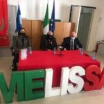 Alluvioni nel Crotonese, De Caprio a Melissa: «Chiesti 41 milioni»