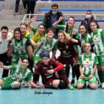 La Vigor Lamezia Women torna alla vittoria con la New Cap 74