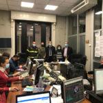 Nuova visita istituzionale del Consigliere regionale Giannetta (FI)