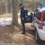Provincia Cosenza, Polizia Provinciale segnale siti rifiuti