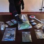 Cosenza: Droga i carabinieri arrestano un 25enne