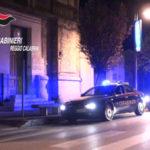 Servizio straordinario dei Carabinieri nel comune di Taurianova