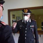 Gioia Tauro: generale corpo d'armata Cavallo, visita reparti gruppo carabinieri