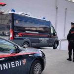 Cosenza:ordigno esplosivo e pistola mitragliatrice rinvenuta dai carabinieri