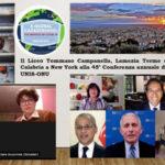 """Il Liceo """"T. Campanella"""" di Lamezia Terme, a New York"""