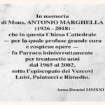Lamezia: sarà affissa targa ricordo in memoria di Antonio Marghella
