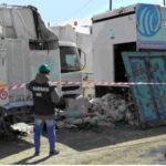 Carabinieri sequestrano area adibita a centro raccolta rifiuti, una denuncia