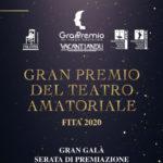 """Lamezia: evento di premiazione del """"Gran Premio del teatro amatoriale"""""""
