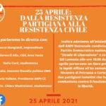 Lamezia, il 25 aprile webinar dei Giovani Democratici sui temi della Resistenza