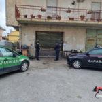 Lamezia: sequestrata officina abusiva, due denunce