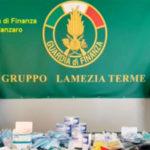Lamezia: scoperto laboratorio clandestino di mascherine chirurgiche