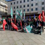 Flai Cgil, Fai Cisl e Uila Uil anche a Catanzaro in piazza