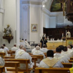 Vescovo Schillaci apre le celebrazioni del Triduo Pasquale con la Messa in Coena Domini