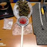 Soverato: Controlli anti-droga dei Carabinieri due arresti