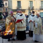 """Veglia Pasquale, Vescovo Schillaci: """"quanti macigni devono rotolare"""""""