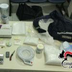 Contrasto allo spaccio di stupefacenti, un arresto nel centro storico di Catanzaro