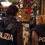 Catanzaro: controlli Polizia sul contenimento del contagio da Covid-19