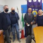 Patto di amicizia Lions Club Lamezia Terme ed il Lions Club Messina Host